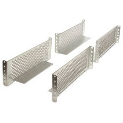 "UPS Rail Kit, 2-Post Rack, 2"" Width x 10.5"" Depth x 3.5"" Height"