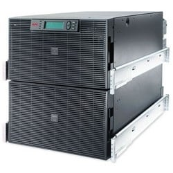 UPS, 3-Wire, 208 VAC Input/Output, 50/60 Hertz, 15 KVA, LCD Status Display, 432 MM Width x 773 MM Depth x 533 MM Height, 1U Rack Mount