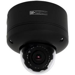 MEGApix 2.1MP Vandal Dome 2.8-12mm, SNAPIT WDR TDN 100'SIR IP68 IK10 5 YR NDAA Black