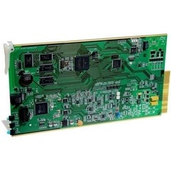 Receiver Line Card, Standby-Mode, LED (Line-Green, Status-Yellow, Watch Dog-Blue)