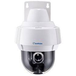 IP Camera, Speed Dome, Vandal Resistant, Day/Night, H.264/MJPEG, 2560 x 1920 Resolution, F2.0 Fixed Focus/Iris 1.32 MM Lens, 24 VAC/DC, PoE