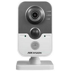 Network Camera, Cube, IR, H.264/MJPEG, résolution 2048 x 1536, F2 2,8 MM Lens, 5 Watt, jour/nuit, 12 VDC, PoE