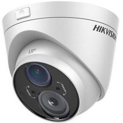 Caméra analogique EXIR tourelle, NTSC, jour/nuit, extérieur, 1280 x 720 résolution, F1,4 varifocale de 2,8 à 12 MM, 12 VDC 6 watts