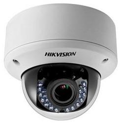 Caméra analogique, dôme IR, anti-vandale, NTSC/PAL, jour/nuit, résolution 1920 x 1080, F1,4 2,8 à 12 MM Lens, VAC/24 12 VDC 4 Watt