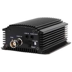 Réseau vidéo Encoder, 16-canal, H.264, MPEG4/2, MJPEG, Résolution 25/30/fps (PAL/NTSC), BNC, 4TB RAM, 12 VDC, 22 Watt, 440 MM largeur x 45 MM profondeur x 274 MM hauteur
