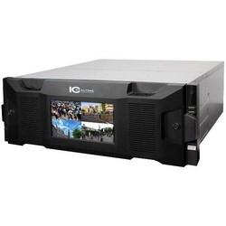 "Network Video Recorder, Large, 240 VAC, 400 Watt, 63 Hertz, 18.9"" Width x 19.45"" Depth x 6.89"" Height, Hot Dipped Galvanized Sheet Steel, Aluminum Alloy Slide"
