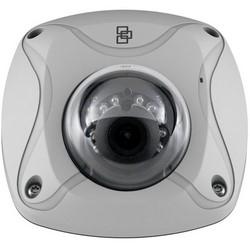 Wedge IR Camera, IP Open Standard, WiFi, DWDR, NTSC, Day/Night, H.264/MJPEG, 2048 x 1536 Resolution, F2.0 Fixed Focus 2.8 MM Lens, 64 GB, 12 VDC, 420 Milliampere, 5 Watt, PoE