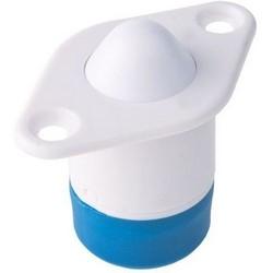 """Wireless Door Sensor, 3 Volt Lithium Coin Cell Battery, 0.75"""" Diameter x 0.33"""" Depth, Blue"""