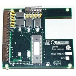 Satellite Expansion Board, 8 Input, 4-Output, 12 VDC, 125 Milliampere, For PXL-500 Tiger Controller