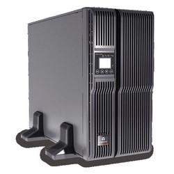 UPS, Double Conversion, 3-Wire, 120/208 VAC Input/Output, 50/60 Hertz, 10 KVA, 207 MM Width x 500 MM Depth x 135 MM Height, Rack Mount