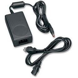 """Module d'alimentation, bureau monter, 24 Vcc, 60 Watt, 100-240 VCA, 2,5 a, efficacité de 0,78, 0 à 40 degrés C, 10-90 % d'humidité, 24"""" cordon longueur, DC Canon prise d'entrée correspondante"""