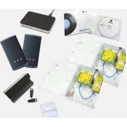 Door Starter Kit, 2-Door, PoE+, Includes (2) Controller, (2) P50M Reader, Enrollment Reader USB, (10) Keyfob/Card, Pro Software, Bridge