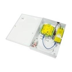 Metal Cabinet Power Supply, 57 VDC, 0.83A Input, 13.35 VDC, 1.5A Output, 20.4 Watt, 116 MM Width x 25 MM Depth x 126 MM Height