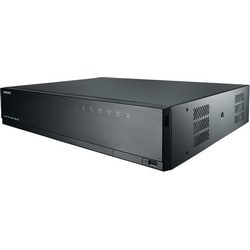 Network Video Recorder, Plug-and-Play, 16 canaux vidéo entrée, 16-Port PoE +, H.264/MJPEG, IPv4/v6, 80 Mbits/s bande passante, 100 à 240 v ca, 50/60 Hertz, 3 a, 309 Watt, 4 to