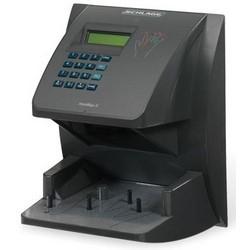 """Biometric Hand Geometry Reader, 12 to 24 VAC/DC 50/60 Hertz, 7 Watt, 8.85"""" Width x 8.55"""" Depth x 11.65"""" Height, With Memory"""