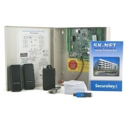 Access Control System Add-On Kit, Includes (2) ET8-RO-W-M Mullion Reader