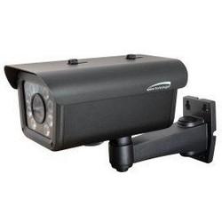 Bullet Camera, Weatherproof, NTSC, Day/Night, 700 TVL Resolution, F1.4 Auto Iris/Varifocal 9 to 22 MM Lens, 12 VDC 380 Milliampere