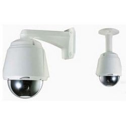Dome Camera, PTZ, 32x Digital Zoom, Day/Night, Indoor/Outdoor, 1020 x 508 Resolution, 3.5 to 129.5 MM Lens, 24 VAC/12 VDC