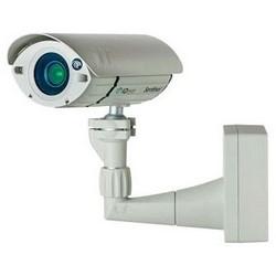 IR Camera, Day/Night, Indoor/Outdoor, H.264/MJPEG, 2560 x 1920 Resolution, F1.4 Varifocal Manual Iris 3.3 to 10 MM Lens, 24 VAC/12 to 24 VDC, PoE