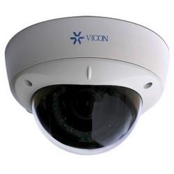 IR caméra dôme anti-vandale, jour/nuit, intérieur/extérieur, H.264/MJPEG, résolution de 1920 x 1080, F1,4 fixe/manuel 3 à 13 MM Lens, PoE