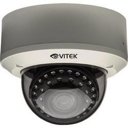 Dome Camera, Alpha Mega, EWDR, Infrared, 8x Zoom, Day/Night, Indoor/Outdoor, 1000 TVL, Varifocal 2.8 to 12 MM Lens, 24 VAC/12 VDC 800/760 Milliampere
