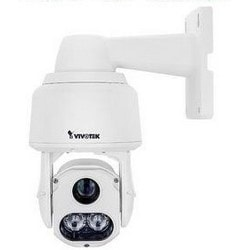 Network Camera, Speed Dome, WDR, Day/Night, Outdoor, H.265/H.264/MJPEG, 1920 x 1080 Resolution, F1.6/F4.7 DC-Iris 4.3 to 129 MM Lens, 95 Watt, 48 VDC, PoE