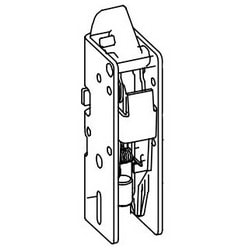 Concealed Vertical Rod Top Latch Kit, For 33/3547A Panic Concealed Vertical Rod Exit Device