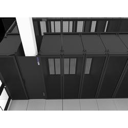 AisleLok, panneau de grille réglable de Gap, armoires, 48RMU