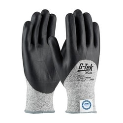 G-Tek 3GX, S&P Dyneema Diamond, Black Nitrile Coat, EN3, XL