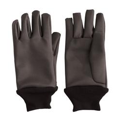 Temp-Gard Extreme Temp Glvs, Wrist Length, Liq-Proof Silicone Fabric, Medium