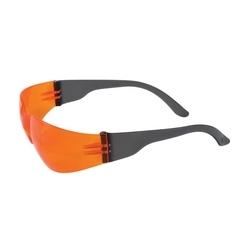 Z12, Orange AS Lens, Black Tmpls, Relaxed Bridge, Flexible Tmpls