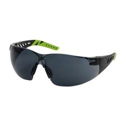 Q-Vision, Gray Lens, AS/AF, Lime Rubber Tmpl Tips, Dielectric