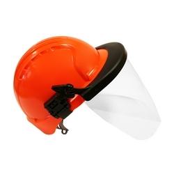 JSP Surefit Safety Visor, Clear Acetate, Fits JSP Hard Hat Adapter
