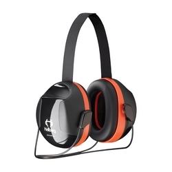 Hellberg Neckband, Secure 3 with 27 dB NRR, Orange/Black, Dielectric