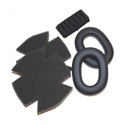 Hygiene Kit for Secure 1 & 2 Ear Muff, Snap-In Ear Cushions/Headband