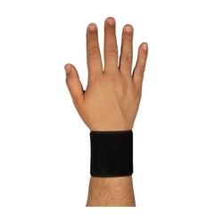 Wrist Support, Beige, OSFM, Elastic Fabric w/ Hook and Loop Closure