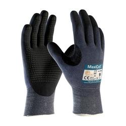 MaxiCut Ultra, Blu. Engineered Yarn, Black MicroFoam Nirile Dot Coat, EN5, 2XL