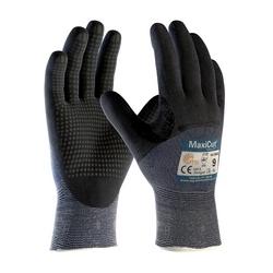 MaxiCut Ultra, Blu. Engineered Yarn, Black 3/4 MicroFoam Nirile Dot Coat, EN5, XL