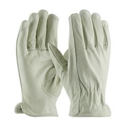 Top Grain Cowhide Drivers, Premium Grade, Keystone Thumb, Leather Hem, XL