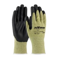 Maximum Safety, Aramid Blend, Nitrile Coating, PPE Level 1, XL