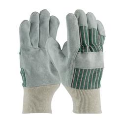 Green/Pink Striped Fabric, Gunn Cut, Regular Grade, KW, Men's