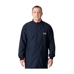40 Cal Ultra Light FR Jacket, NFPA 70E, ASTM F1506, 37% Lighter, Navy, Large