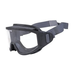 ESS Striketeam Multi-Purplepose, Clear AS/AF Lens, Strap, Vented, NFPA 1500