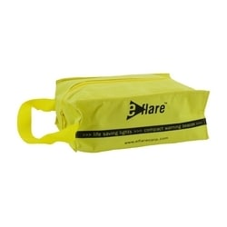 Storage Bag, Small, Yellow w/ Logo, Carries 2-3 Beacons & Accessories