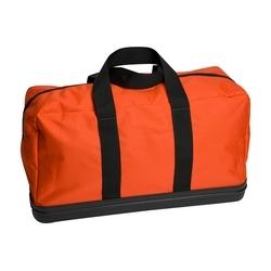 Kit Apparel Bag, Hard Bottom, Orange