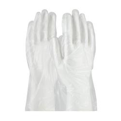 Ambi-Dex Disposable Polyethylene, Food Grade, Silky, 100/Bx, 1 Mil, Large