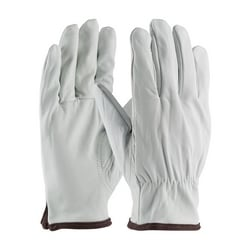 Top Grain Goatskin Drivers, Premium Grade, Keystone Thumb, Large