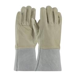 Mig Tig, Top Grain Pigskin, Split Leather GT Cuff, Sewn w/Kevlar, RHO, XL