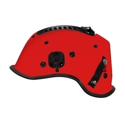 Pacific R6 Dominator, Red, Vented System, Eye Protector, Fiberglass