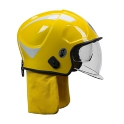 Pacific F10 MKV Structural Fire, Jet Style, Yellow Kevlar, NPFA 1971